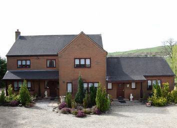 Thumbnail 5 bed detached house for sale in Pant-Y-Dwr, Rhayader