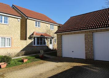 Thumbnail 3 bed detached house for sale in Hamilton Way, Whitchurch, Bristol