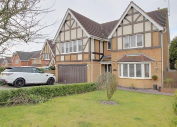 Thumbnail 4 bed detached house for sale in Turnley Road, South Normanton, Alfreton
