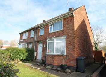 Thumbnail 3 bed semi-detached house for sale in Goodwood Crescent, Leicester