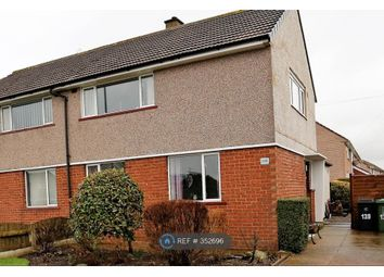 Thumbnail 2 bed semi-detached house to rent in Wigton Road, Carlisle