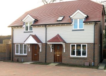 Thumbnail 3 bed semi-detached house to rent in Bluebell Gardens, Medstead
