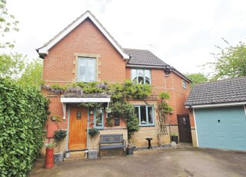 Thumbnail 4 bed detached house for sale in Elm Drive, Woodford Halse