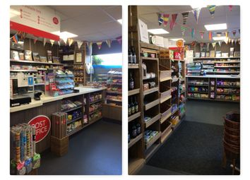 Thumbnail Retail premises for sale in Post Offices S33, Bradwell, Derbyshire