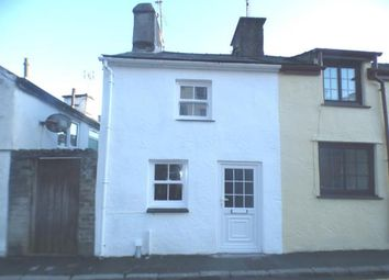 Thumbnail 1 bed end terrace house for sale in North Street, Pwllheli, Gwynedd