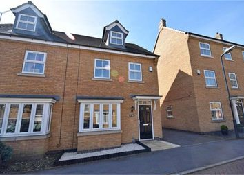 Thumbnail 3 bed semi-detached house for sale in Spellow Close, Coton Grange, Rugby, Warwickshire