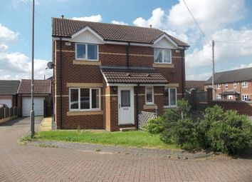 Thumbnail 2 bed semi-detached house to rent in Newland Avenue, Cudworth, Barnsley