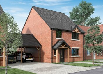 Thumbnail 4 bedroom detached house for sale in Summer Meadow, Cowfold, Horsham
