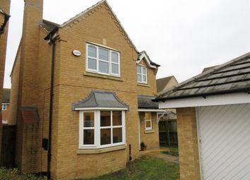 Thumbnail Detached house for sale in Hornbeam Road, Hampton Hargate, Peterborough