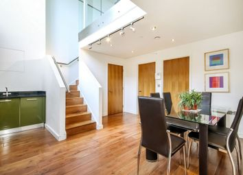 Thumbnail 3 bed duplex to rent in Blenheim Court, Denham Street, Greenwich