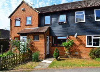 Thumbnail 2 bed terraced house to rent in Dragonfly Close, Singleton, Ashford