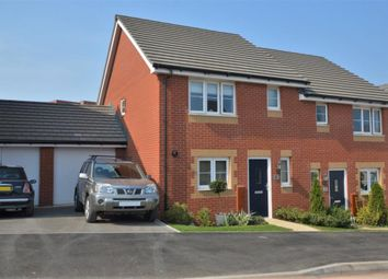 Thumbnail 3 bed semi-detached house for sale in Pavey Run, Ottery St. Mary