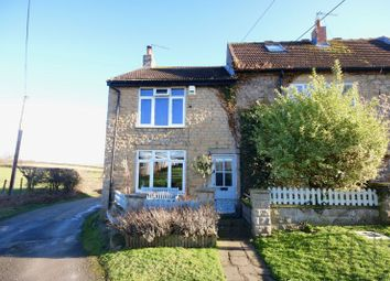 Thumbnail 2 bed cottage for sale in The Green, Brafferton, Darlington