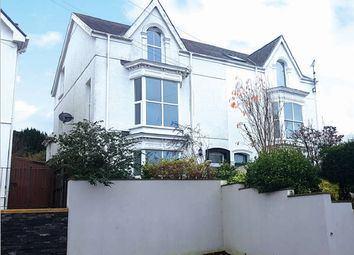 Thumbnail 4 bed block of flats for sale in 8 Overland Road, Newton, Wales