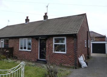 Thumbnail 2 bed semi-detached bungalow to rent in St John's Walk, Harrogate