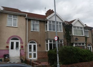 Thumbnail 3 bed property to rent in Heyford Avenue, Eastville, Bristol
