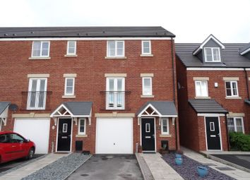 Thumbnail 4 bed town house for sale in Glaramara Drive, Carlisle