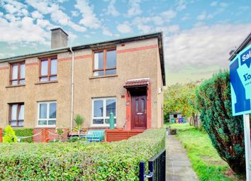 Thumbnail 2 bed flat for sale in Hyndlee Drive, Glasgow