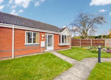 Thumbnail 2 bed bungalow for sale in Dunkerley Court, Stalham, Norwich