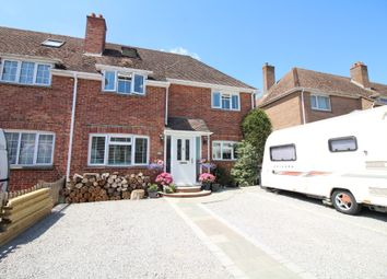 Thumbnail 3 bed semi-detached house for sale in Prospect Road, Lytchett Matravers, Poole