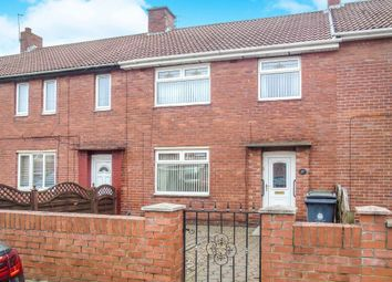 Thumbnail 3 bedroom terraced house for sale in Ridley Avenue, Wallsend