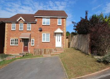 Thumbnail 2 bed semi-detached house for sale in Mallard Close, Torquay