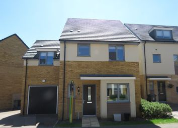 Thumbnail 4 bed detached house for sale in Brimstone Drive, Stevenage