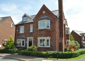 Thumbnail 5 bed detached house for sale in Baillie Street, Fulwood, Preston