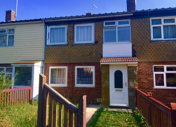 Thumbnail 3 bedroom terraced house for sale in Flore Close, Ravensthorpe, Peterborough