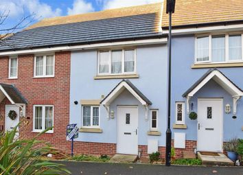 Thumbnail 2 bed terraced house for sale in Captains Parade, East Cowes, Isle Of Wight