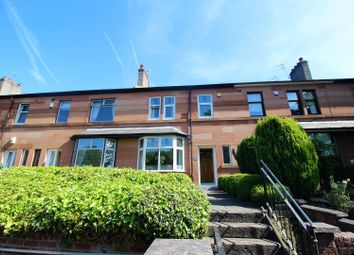 Thumbnail 3 bedroom terraced house for sale in Auldhouse Road, Glasgow