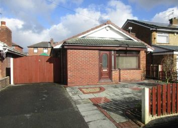 Thumbnail 3 bed detached bungalow for sale in Cambourne Drive, Hindley Green, Wigan