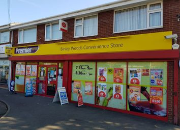 Thumbnail Retail premises for sale in 49 Woodlands Road, Coventry