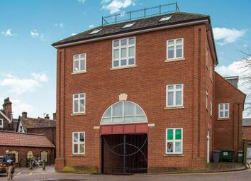 Thumbnail 1 bed flat to rent in Thoroughfare, Woodbridge