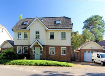 Thumbnail 6 bed detached house for sale in Queens Road, Bisley, Woking