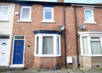 Thumbnail 2 bed terraced house for sale in Bedford Street, Darlington, Co Durham