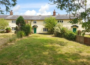 Thumbnail 2 bed terraced house for sale in The Rank, Hurstbourne Tarrant, Andover, Hampshire