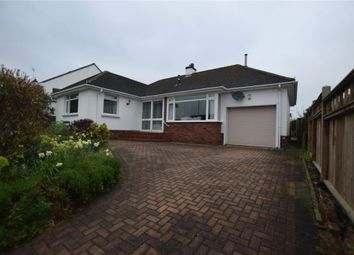 Thumbnail 2 bed detached bungalow to rent in Winsu Avenue, Preston, Paignton, Devon