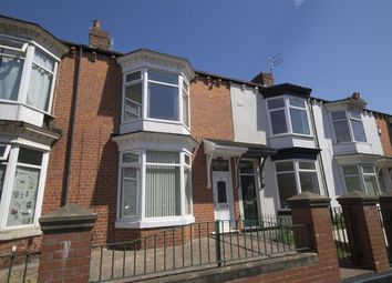 Thumbnail 3 bedroom terraced house for sale in Ayresome Street, Middlesbrough