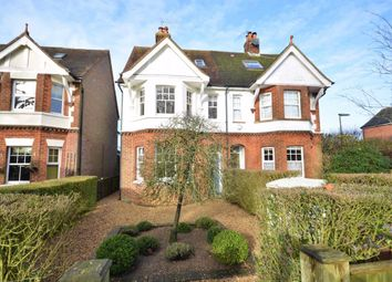 Thumbnail 4 bed semi-detached house for sale in Ridgway Road, Farnham