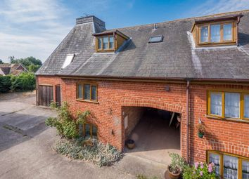 Thumbnail 3 bed mews house for sale in Hadleigh, Ipswich, Suffolk