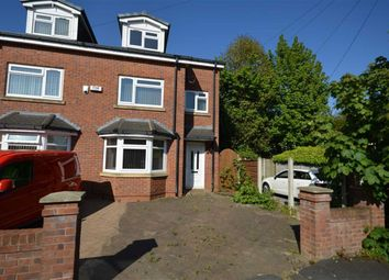 Thumbnail 3 bed semi-detached house for sale in Milton Road, Manchester