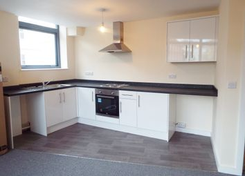 Thumbnail 2 bed flat to rent in Potter Street, Worksop, Nottinghamshire