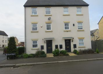 Thumbnail 2 bed semi-detached house for sale in Woodlock Road, Ackworth, Pontefract