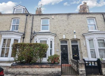 Thumbnail 3 bed terraced house to rent in Thorpe Street, York