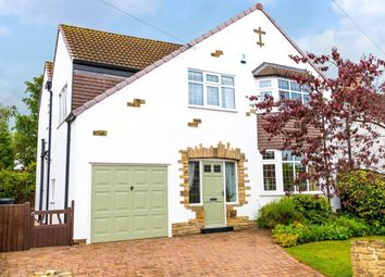 Thumbnail 5 bed detached house for sale in Gainsborough Avenue, Adel