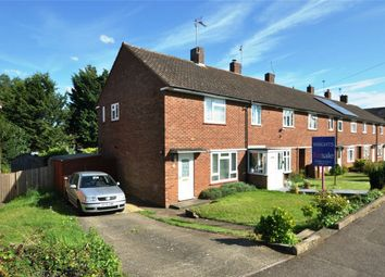 Thumbnail 2 bed end terrace house for sale in Tudor Way, Hertford