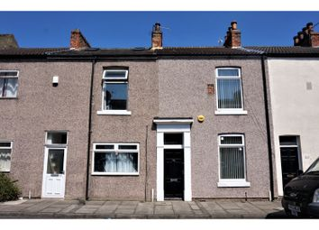 Thumbnail 2 bed terraced house for sale in Benson Street, Middlesbrough