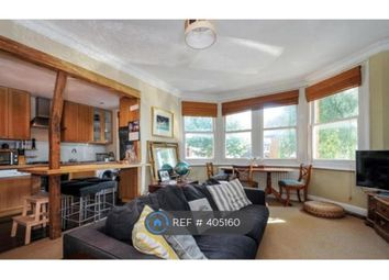 Thumbnail 3 bed flat to rent in Holroyd Road, London