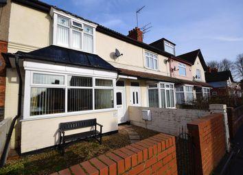 Thumbnail 3 bed terraced house for sale in Brett Street, Bridlington